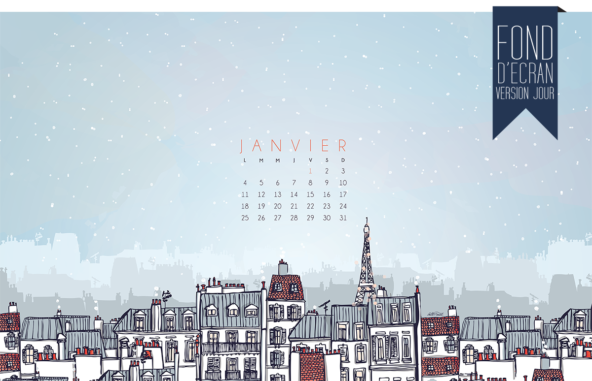CALENDRIER JANVIER-16-DAY SIT