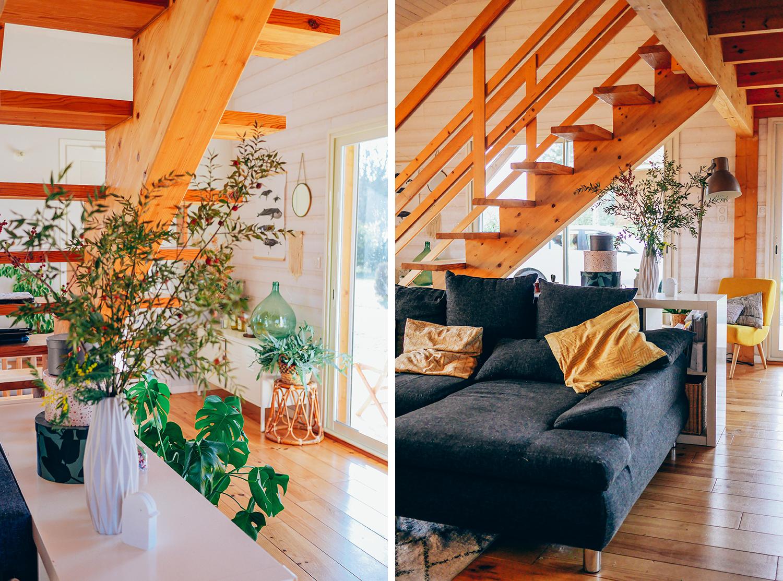 home tour la pi ce vivre milk with mint. Black Bedroom Furniture Sets. Home Design Ideas