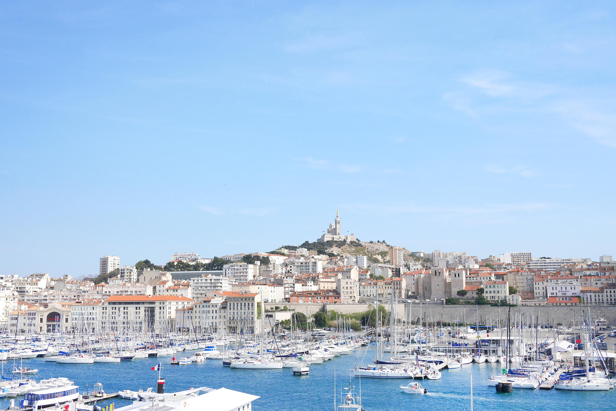 Un Week-end à Marseille avec Pastis 51